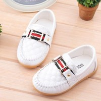 harga SHOB 0016 Sepatu Anak Import Korea New Hermes Putih White Tokopedia.com