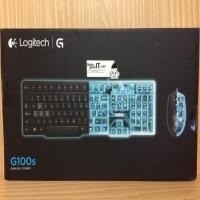 LOGITECH G100s Paket Gaming Combo Keyboard G100s & Mouse Gaming G1