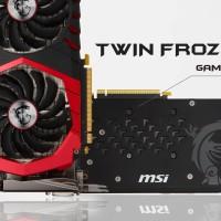 MSI GeForce GTX1060 Gaming X 6GB (VGA Card by Nvidia) NEW!!