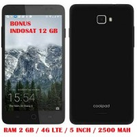 NEW!!! COOLPAD ROAR 3 RAM 2 GB 4G LTE BONUS indosat ooredo 12 GB
