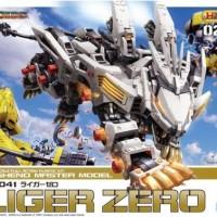 Kotobukiya Zoids HMM 022 RZ-041 Liger Zero 1/72 Model Kit