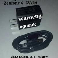 harga Charger Asus Zenfone 5 / Zenfone 6 5v/2a Model Usa (original 100%) Tokopedia.com