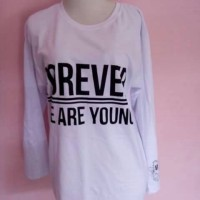 tshirt bts forever young