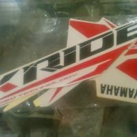 Striping Yamaha X RIDE 2014 2015 Lengkap