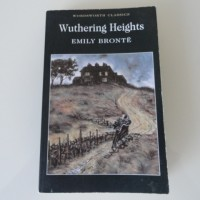 Wuthering Heights English Novel And DVD Movie, Emily Bronte