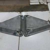 Box aki custom tiger/megapro/gl pro