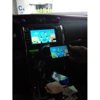 Car Wireless Miracast Airplay DLNA Display Share 2.4GHz-Black