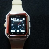 smartwatch mito s500 s 500 smart watch jam tangan pintar nelpon + sms