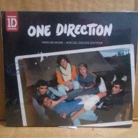 CD ORIGINAL ONE DIRECTION - TAKE ME HOME (DELUXE EDITION)