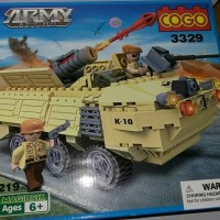 lego tank ARMY(cogo)