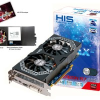 HIS R7 265 iPower IceQ X Boost Clock 2GB GDDR5