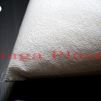 Butiran Styrofoam / butir gabus