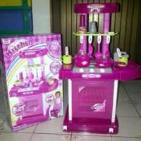 harga Kichen set koper pink Tokopedia.com