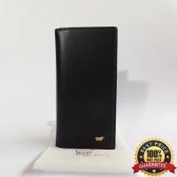 DOMPET KULIT PANJANG IMPORT PRIA BRANDED | BRAUN BUFFEL 5240 BLACK