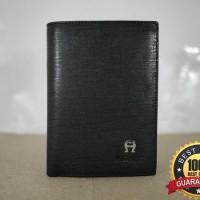 Dompet Kulit Tanggung Pria Branded Aigner - 274A