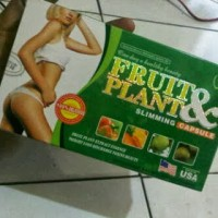 Jual Obat-Pelangsing Badan Fruit & Plant- Murah