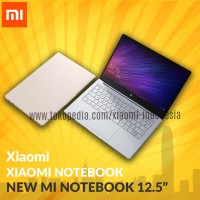 "Xiaomi Mi Notebook Air 12.5""/Core M3-6y30/4gb/128gb ssd"