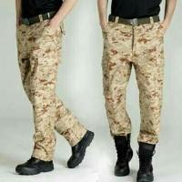 harga Celana Panjang Army Loreng Gurun Tokopedia.com