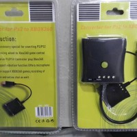 harga converter XBOX 360 ( stik PS2 to XBOX ) Tokopedia.com