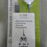 harga Kabel Charge USB Stik /Stick Xbox 360 Tokopedia.com