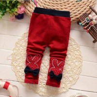 leging anak rabbit merah