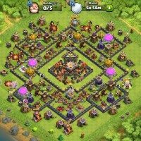 clash of clan th 11