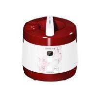 Yong Ma Rice Cooker Teflon BlackTinum Wing MC-2760-R Merah