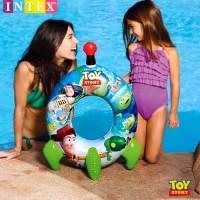 Ban Renang Merk INTEX Gambar Toy Story Timbul Untuk Anak Renang