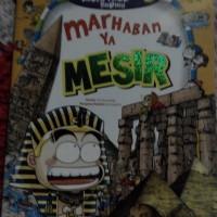 Buku Wisata Travelling World Tour Series : marhaban Ya Mesir