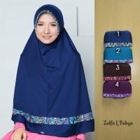 Jual ELZATTA Hijab Kerudung Jilbab Instan Bergo Zalfa L Fabya Asli Terbaru Murah