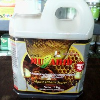 MADU HITAM SUPER MUJAHID 1 KG