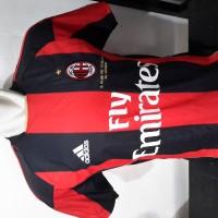 harga Jersey Retro Milan 2011/2012 Tokopedia.com