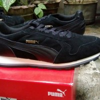 harga Puma ST Runner SD Black  size 40.5 Original Tokopedia.com