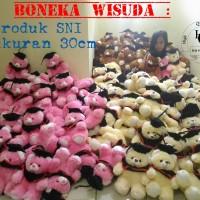 Harga Boneka Wisuda Travelbon.com