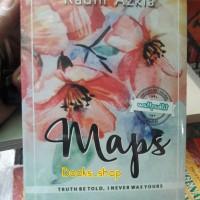 Novel Maps - Radin Azkia