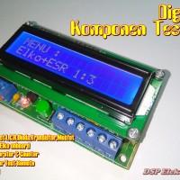 Kit komponen tester/ESR meter digital