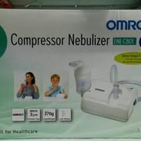 Nebulizer Omron NE-C801/Alat inhalasi Nebulizer Compressor
