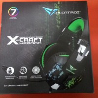 Headphone Sonicgear X-Craft HP 8000 Gaming Headset