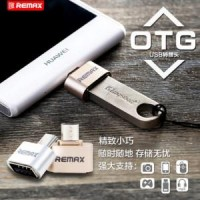 REMAX MicroUSB OTG (On The Go) Adapter for Samsung LG Asus Meizu, etc