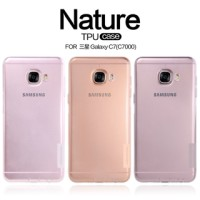 Soft Case Nillkin Samsung Galaxy C7 TPU Nature Series