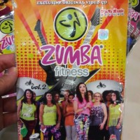 Vcd Senam Zumba Fitness Vol.2
