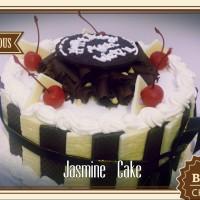 Black Forest Cake 2 - 22 cm (Tart Birthday Kue Ulang Tahun Jasmine)