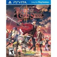 PS VITA THE LEGEND OF HEROES: TRAILS OF COLD STEEL II / psvita