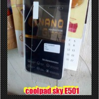 TEMPERED GLASS COOLPAD SHINE R106, COOLPAD SKY E501, SKY MINI ,RIS