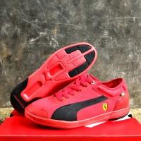 harga sepatu pria puma ferrari merah made in vietnam Tokopedia.com