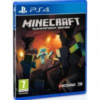 BD PS4 Minecraft PS4 Edition BNIB