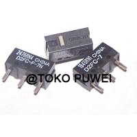Micro Switch Mouse D2FC-F-7N Saklar Tombol Klik OMRON AR21