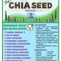harga Chia Seed Organic Black Mexico (certified) Packing 1kg Tokopedia.com