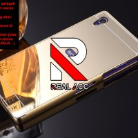 Case Bumper Mirror | Bumper Slide Mirror Sony Xperia Z1 murah.....