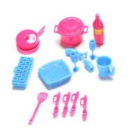 harga Jual Aksesoris Kitchen Boneka Barbie Peralatan Makan Dapur Barbie Tokopedia.com